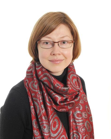 Miss Kwiatkowska - Teaching Partner