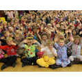 Key Stage 1 Children in Need assembly