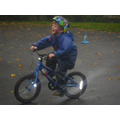 My best activity was riding without my stabilisers