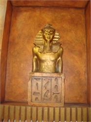 Our Egyptian corridor