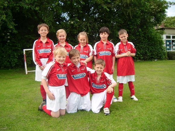 Year 3 Football Team