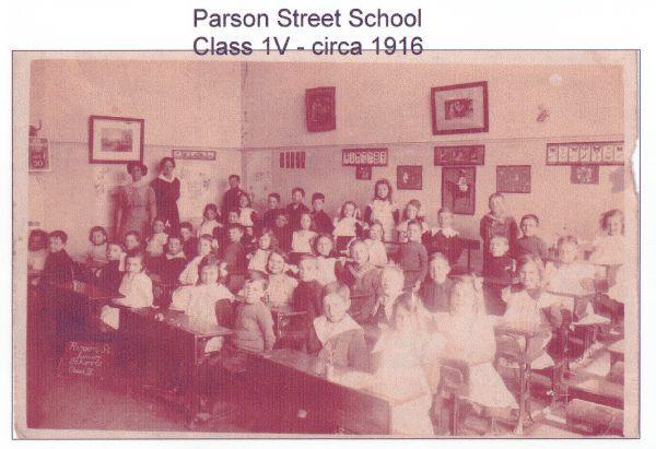 1916 Class