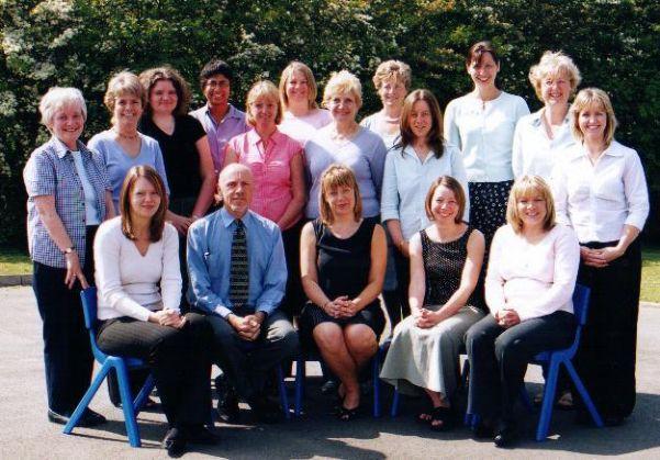 Staff Photo 2003