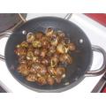 Snail Tasting