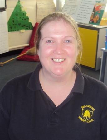 Teaching Staff Governor - Nicola Gagon