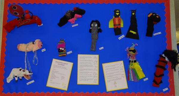 Sock Puppets 1