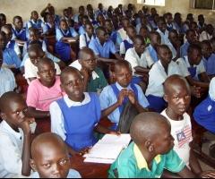 Kajo Keji Town school