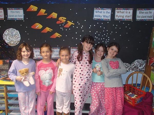 Children in Need 2012 Girls!