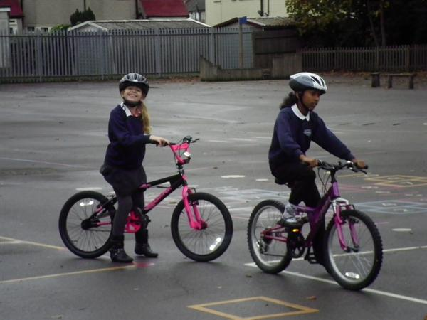 Bike Safety Training