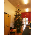 Our School Tree, DECORATED BY US IN Y5!