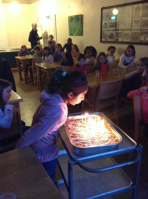 Happy Birthday Aamnha!