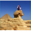 Mrs Jennings went to Egypt!