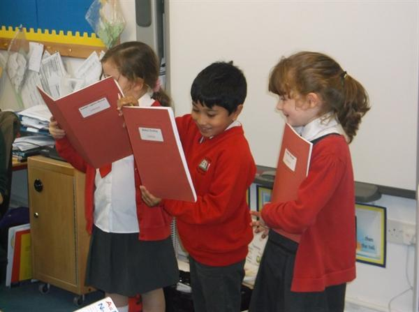 What a funny poem - we had a good giggle!