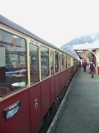 Ffestiniog railway - Denbigh residential visit