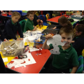 Creating a robot collage