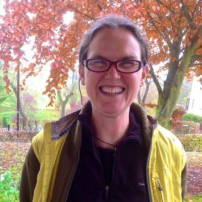 Ms Kinnersley - Forest School Leader & Gardening