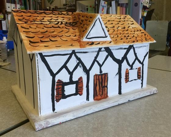 Tudor House Homework Challenge (Summer 14)