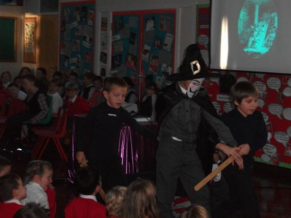Bonfire Night Assembly