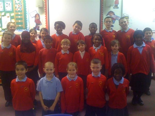 School council members.