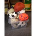 Sports equipment donated
