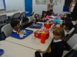 OUR FIRST SCHOOL LUNCHES 14