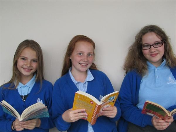 Brilliant Bookworms 2011/12