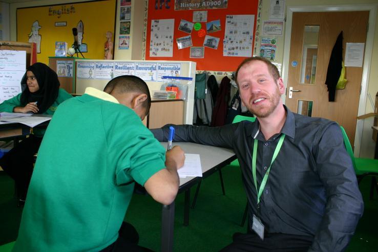 Mr J Gwynne-Year 4 Teacher - Maths