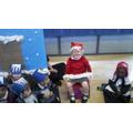 Santa did a great job!