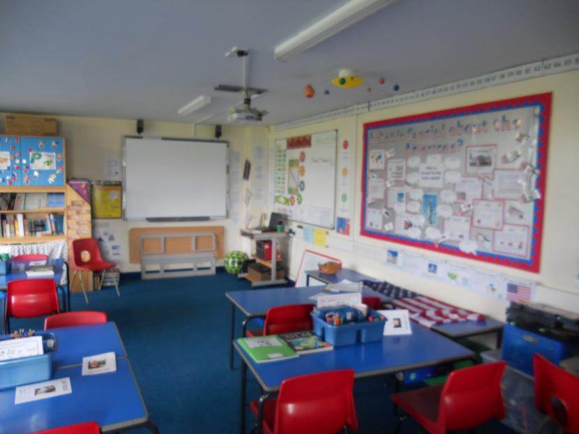 Miss Hughes' Classroom Year 6