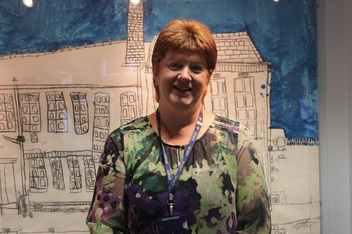 Mrs G Cooke -Teaching Assistant