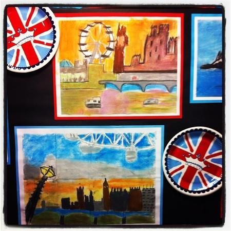 London Landscapes (Summer 2012)