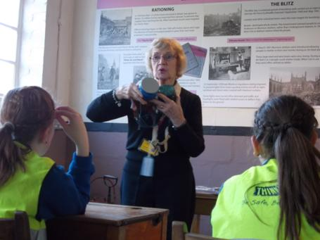 November 2013 - Bletchley Park - Year 6  3