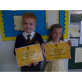 Our Class 4 winners!