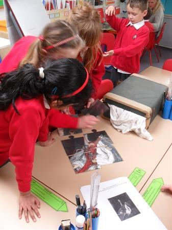 Building up a picture of who Charles II was!