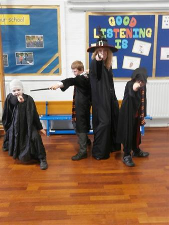 Wizard Kids !!!!!