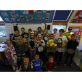 Class Photo - Children in Need