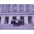 Stormont visit - we had a tour of the building