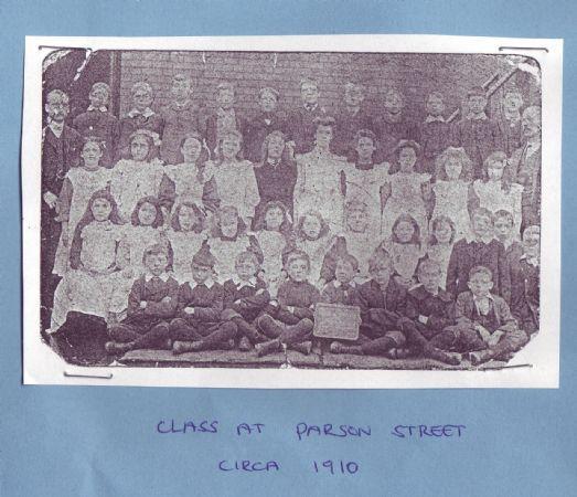 1910 Class