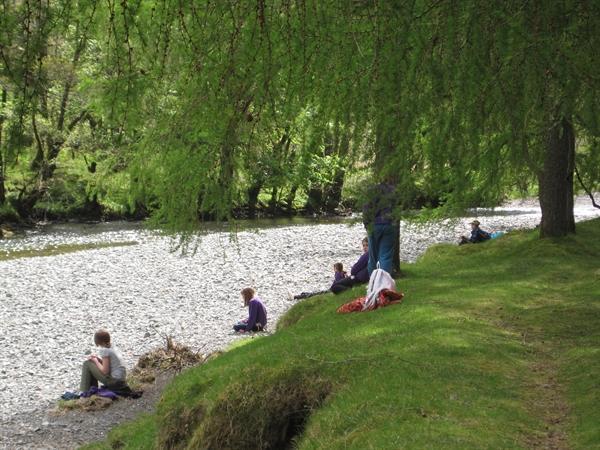 Elterwater Borrowdale Summer 2010