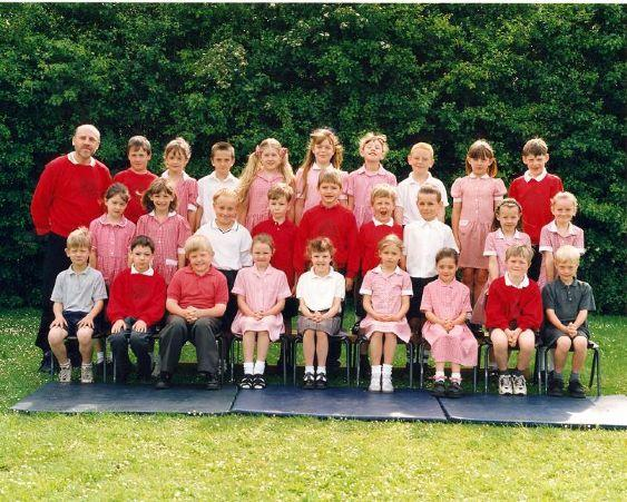 Class Photo from 1995