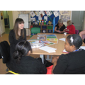 Speech therapist training us