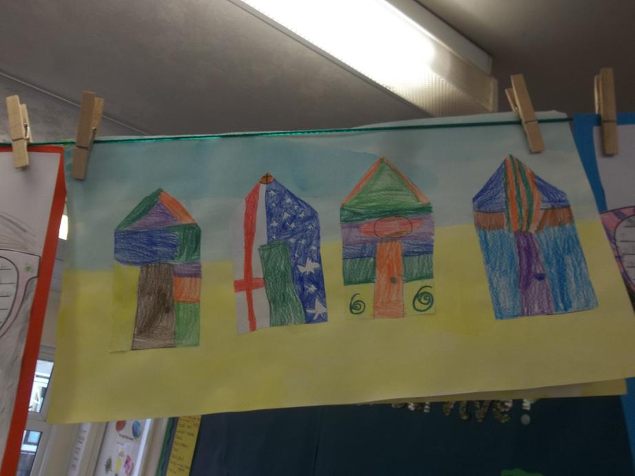 Our Beach Huts