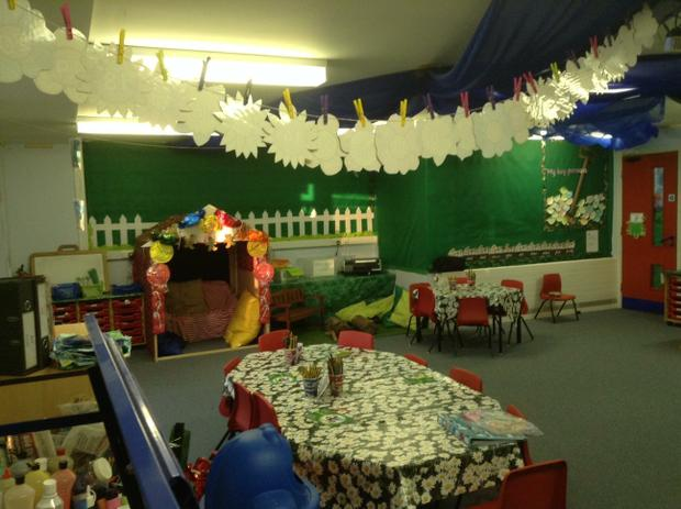 The countryside classroom