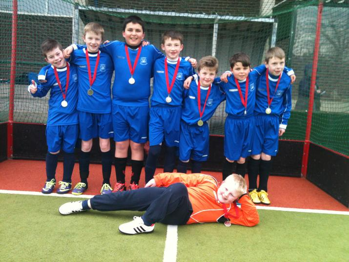 CPS Boys Qualify for Northern Ireland Finals!!
