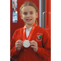 Silver at the National Sport Aerobic Championships