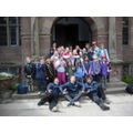 Thanks for an awesome time Condover Hall!