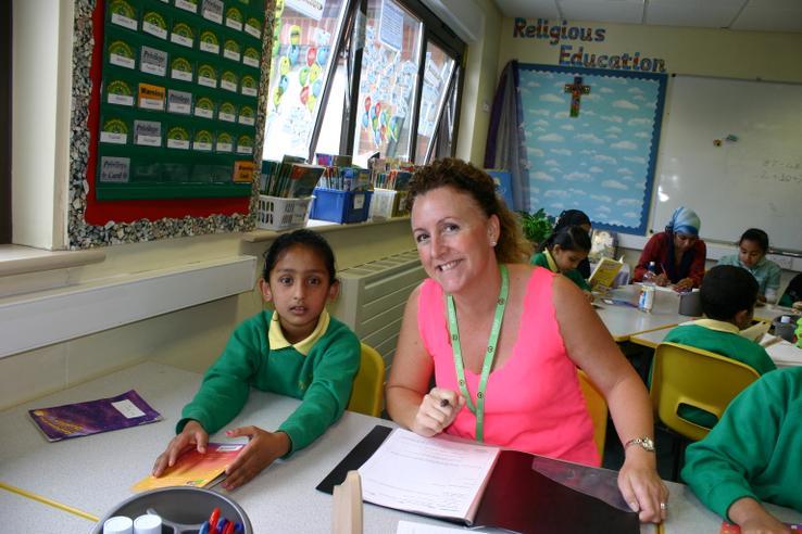 Mrs N Denham-Marsh-Teaching Assistant
