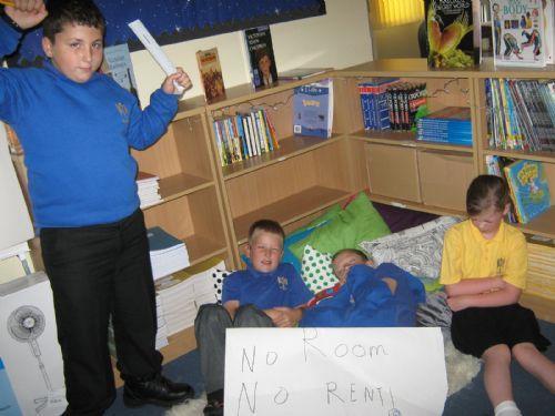 No rent, no room!! No room, no rent!