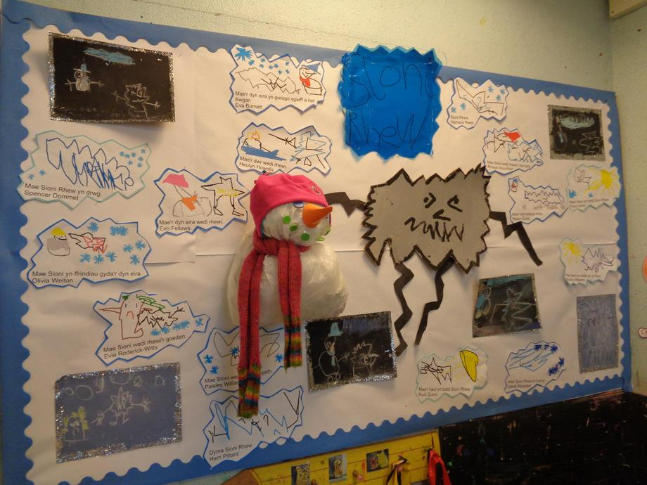 Stori Sioni Rhew - The Jack Frost story