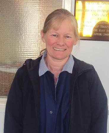 Mrs Smith - Lunchtime Organiser